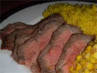 Click here to go to my recipe for Lemon / Garli Marinated, London Broil