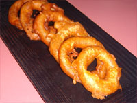 Beer Battered, Onion Rings Picture