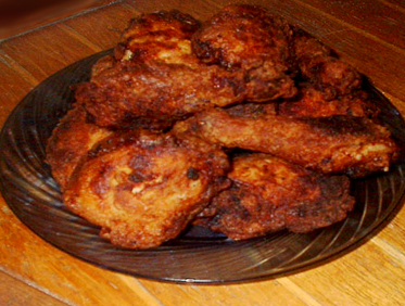 Maple Fried Chicken Picture
