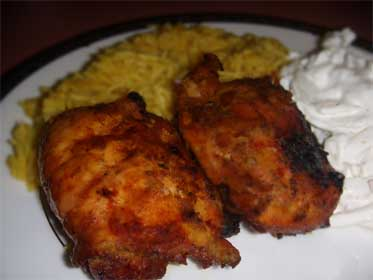 Capn rons recipe for jamaican curried chicken thighs jamaican curried chicken thighs forumfinder Gallery