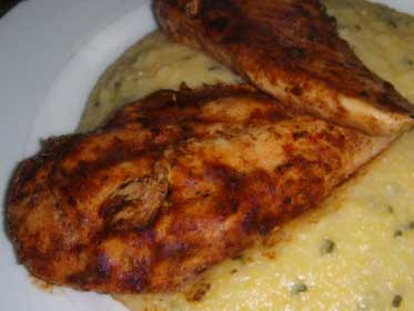 Blackened Beer-Brined Chicken Breasts Recipes — Dishmaps