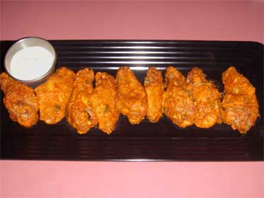 How To Fry Naked Chicken Wings