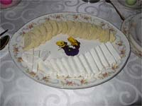 Easter White Cheese Picture
