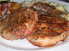 Grilled Pork Loin Chops Picture