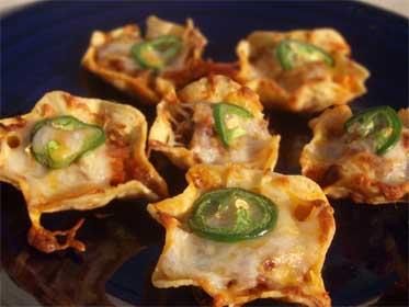 Recipe for pork nachos