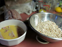 Pecan Mixture for Pecan Crusted Mahi-Mahi Picture