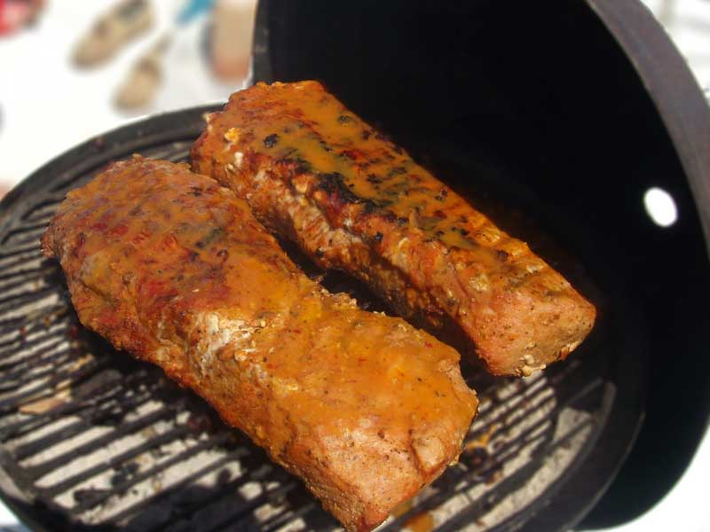 how to cook smoked pork loin