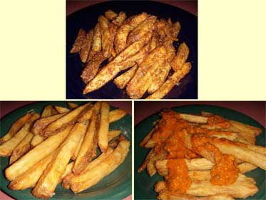 Seasoned Fries Picture