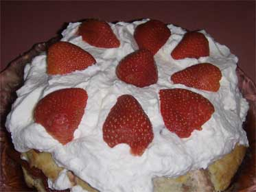 Strawberry Shortcake Picture